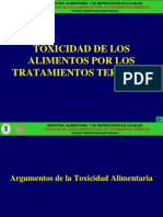 ToxicologiaTratemientoTermico