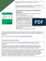 group technology journals