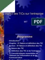 Impact Des Tic
