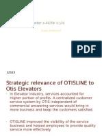OTISLINE  Presentation