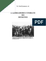 Pe. Paul Krammer - O derradeiro combate do demônio