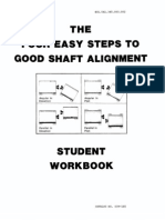 Shaft Alignment Steps