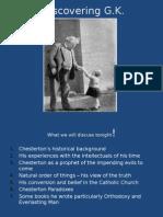 Discovering GK Chesterton Feb 13 09 Web