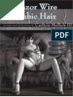 Carlton Mellick III - Razor Wire Pubic Hair.pdf