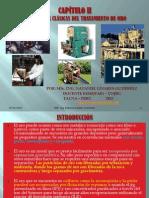 CAPÍTULO II TECNOLOGÍAS CLÁSICAS DE TRATAMIENTO DE ORO