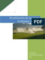 Ensayo - Reutilizacion de Aguas Residuales