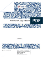 ArahWeave Jacquard Quick Start
