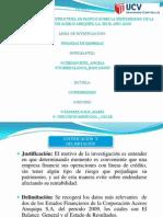 Apalancamiento Financiero-universidad Cesar Vallejo