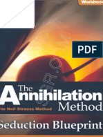 Neil Strauss - The Annihilation Method - Seduction Blueprint