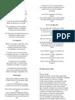 10 Poemas de Medardo Algel Silva