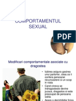 Comportament Sexual