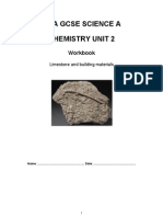 Limestone workbook