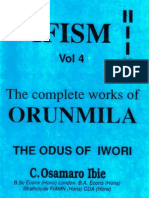IFISM Vol 4 English Complete Osamaro Ibie