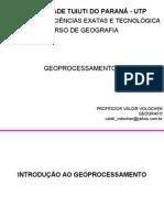Geoprocessamento A