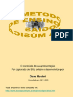 METODOLOGIAS ENSINO MÚSICA
