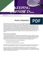 Sensory Integration (2)