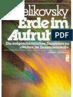 Velikovsky, Immanuel - Erde Im Aufruhr