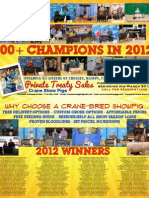 Crane Show Pigs 2013 Private Treaty Sale