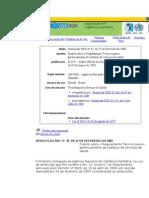 81213871 Gerenciamento de Residuos RDC 33