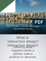 Interaction Design & Interaction 09