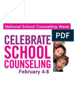 School Counseling Week