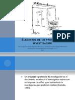 requisitos para la presentacion del proyecto de investigacion.ppt