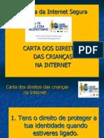 Carta dos direitos da criança na Internet