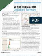 Model Non Normal Data
