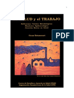 Libro. La Salud y El Trabajo (O. Betancourt)