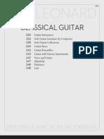 CatalogClassical Guitar[1]