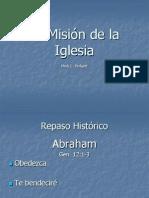 Mision de La Iglesia