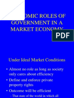 economic roles of the government