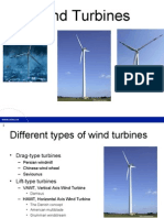 Wind Turbines - Design and Components