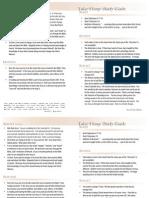 Take-Home Study Guide - Feb 3, 2013