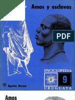 Enciclopedia Uruguaya 09 Amos y Esclavos