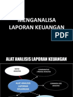 menganalisa keuangan