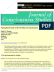 Daniel C. Dennett - Facing Backwards On The Problem Of Consciousness
