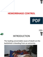 SF Hemorage control