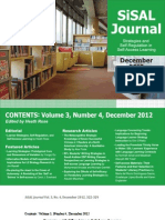 Studies in Self-Access Learning Journal 3(4)