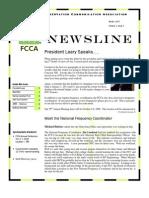 FCCA Winter 2007-2008 Newsletter