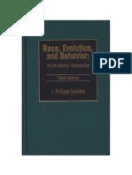 Raza, Evolución y Comportamiento_PHILIPPE RUSHTON