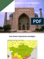 HIDROCARBUROS EN ASIA CENTRAL