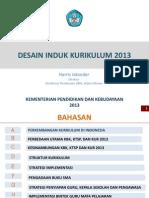 BAHAN SOSIALISASI KURIKULUM 2013