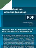 La evaluación psicopedagógica, reunión