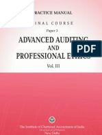 c a final audit book