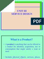 service marketing unit 3