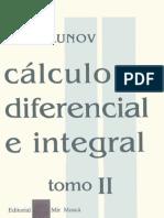 Cálculo Diferencial e Integral (Piskunov) Tomo II
