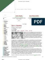 Que es Alquimia - quimica » XEnciclopEdia