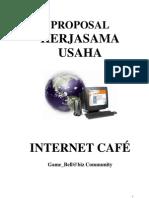 Rencana Pembuatan Cafe Hotspot