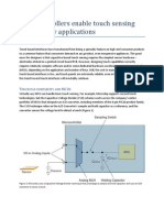 microcontrollers applications